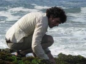 Marine ecologist Rafe Sagarin