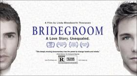"logo for ""Bridegroom"" documentary"