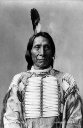 Oglala Sioux Chief Red Cloud