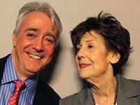 NPR's Scott Simon and his late mother Patricia Lyons Simon Newman