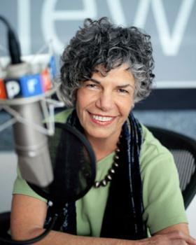 NPR's Susan Stamberg