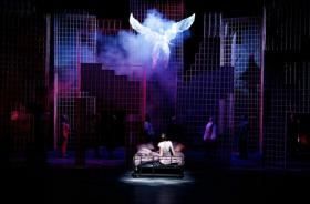 Angels In America, Part One performed by the University of Montana Theater & Dance