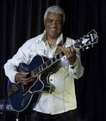 Jazz, blues and soul legend Phil Upchurch.