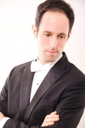 Spencer Myer, pianist