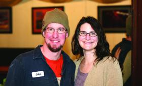 "John and Courtney McKee, co-owners of ""Headframe Spirits"""