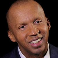 Bryan Stevenson is the founder and executive director of the Equal Justice Initiative, a nonprofit organization based in Montgomery, Alabama. He is a professor at NYU School of Law. He has gained acclaim for his work challenging the U.S. legal system's biases against the incarcerated, the poor, and people of color.