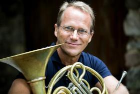 Eric Ruske, horn soloist