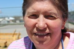 Ruth Walter, Judith Gap, Montana