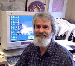 University of Washington biologist Ray Huey