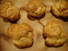 pâte à choux, or cream puff pastry
