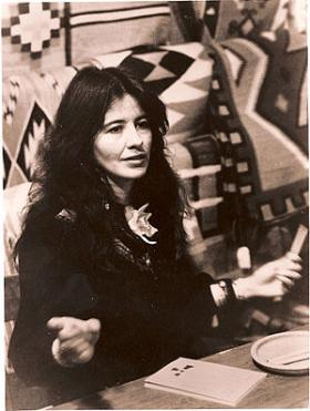 Joy Harjo, 2012. (CC-BY-2.0)