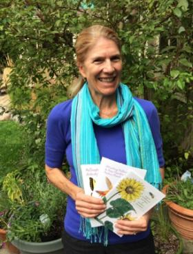 Naturalist and educator Sue Reel has written several guides to Montana's native plants and pollinators.