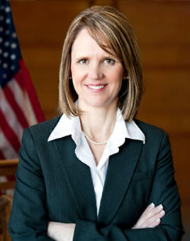 Montana Department of Labor and Industry Commissioner Pam Bucy