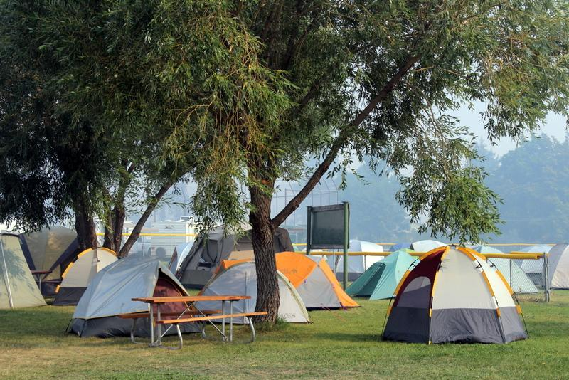 New fire camp in Lolo