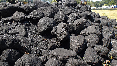 Coal. File photo.