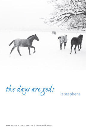 the days are gods, a memoir by Liz Stephens