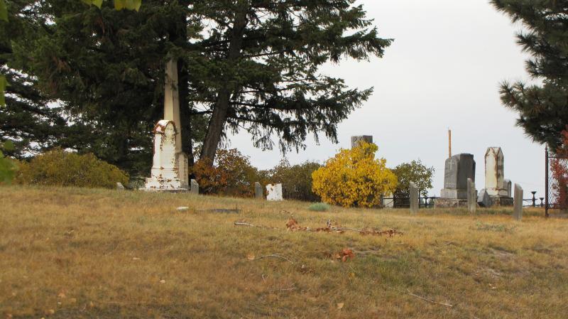 Demersville cemetery