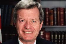 Former Montana U.S. Senator and former U.S. Ambassador to China Max Baucus.