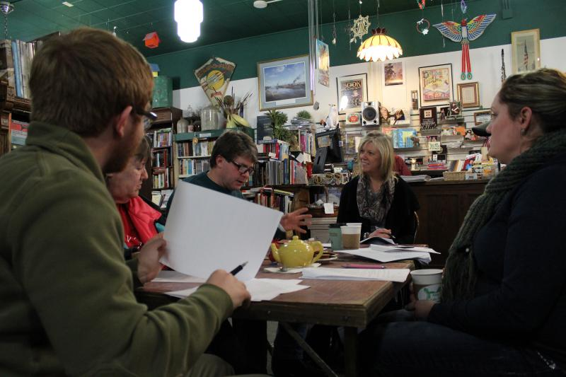 The North Dakota Humanities Council recently held a series of writing workshops to broaden the types of creative outlets available to people in the Bakken