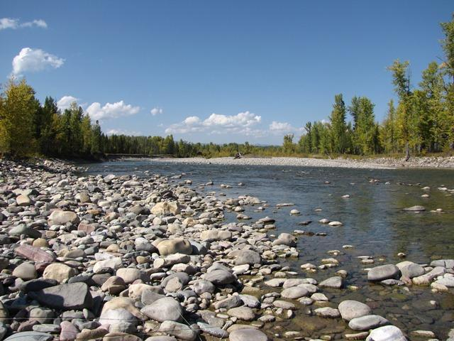 N. Fork Flathead River