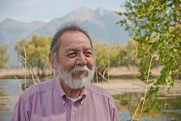 Victor Charlo, Salish poet