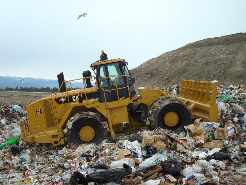 Plastic recycling in the Flathead Valley will end on February 15. As a result, recyclers will need to toss plastics and steel cans in the trash.