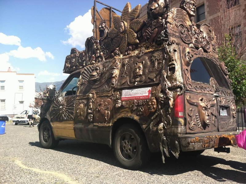 Extremo Van