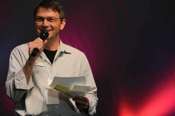 MTPR Program Director Michael Marsolek was on hand to emcee and enjoy the show.