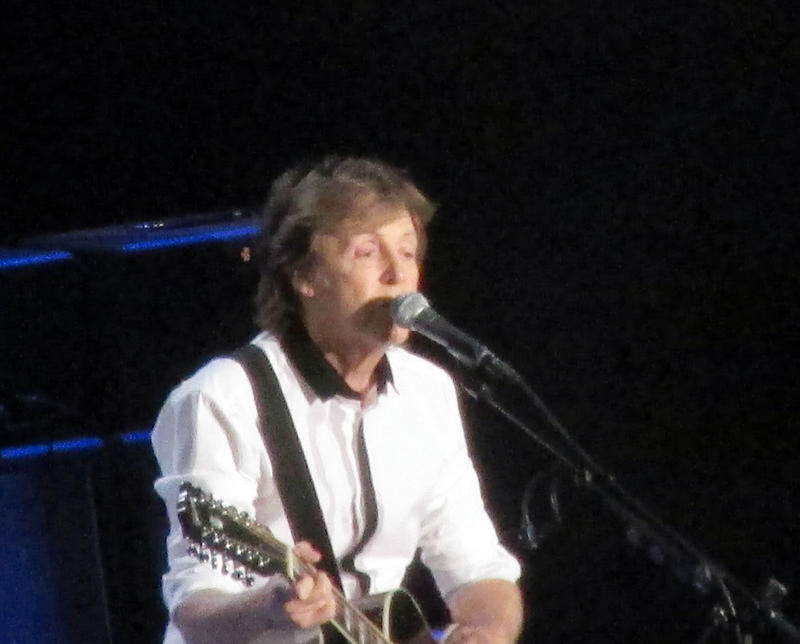 Paul McCartney dug deep into his catalog for the over 2 hour show