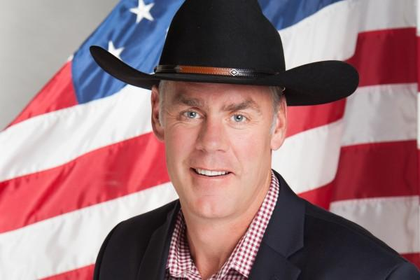 Rep. Ryan Zinke is rumored to be President-elect Trump's nominee for secretary of the Interior.