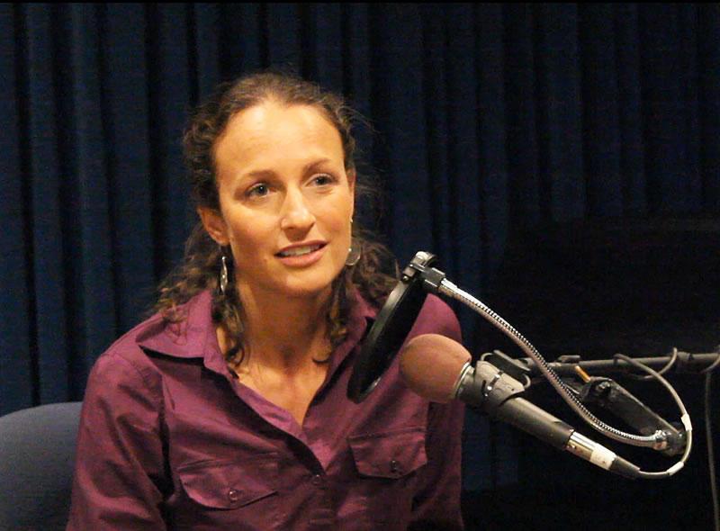 State Representative Amanda Curtis