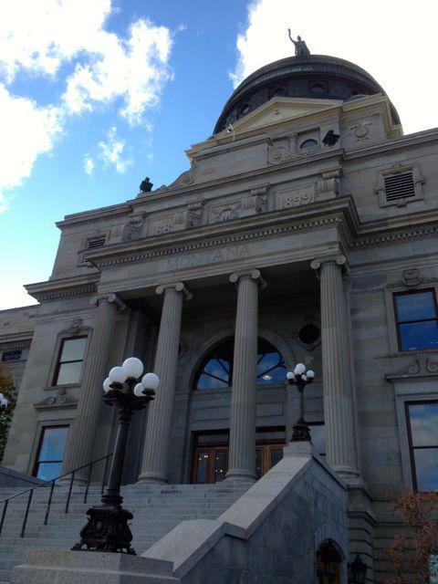 Montana Capitol.