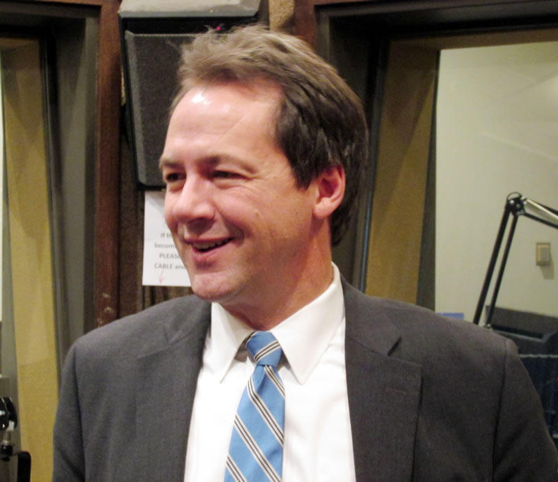 Gov. Steve Bullock. File Photo