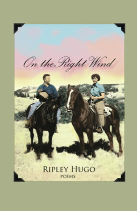 On The Write Wind: poems by Ripley Hugo