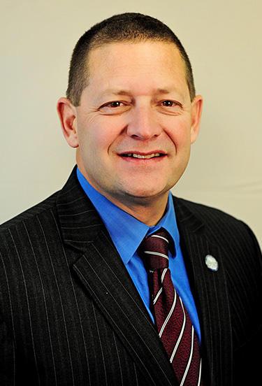 Sen. Ed Buttrey (R) SD13