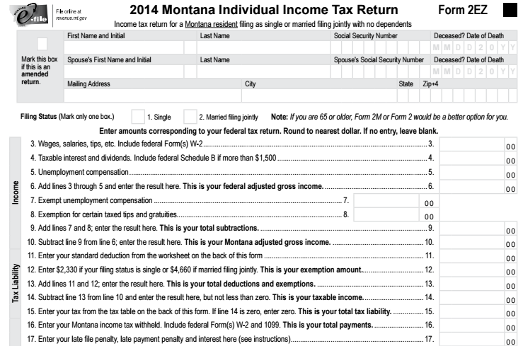 Fraud Checks Will Delay Montana Tax Returns – Unemployment Tax Form