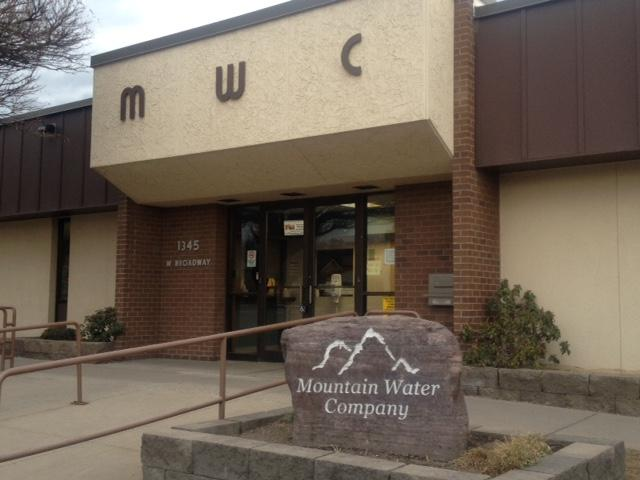 Mountain Water Company, Missoula, MT.