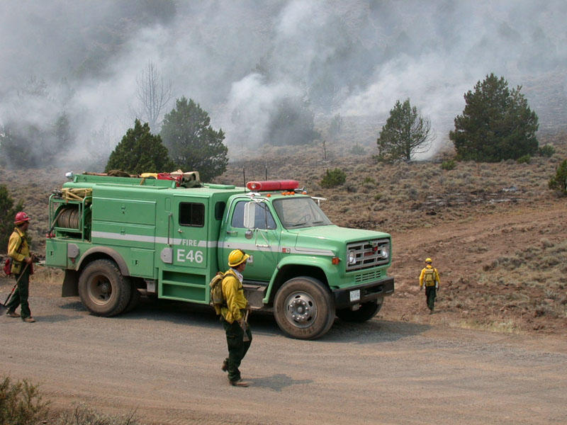 "Flathead Area Fire Managers are predicting a ""normal"" fire season."