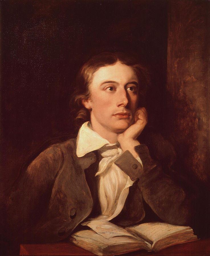 Poet John Keats