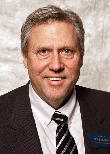 Rep. Jeff Essmann (R) HD 54