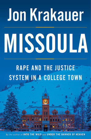 "Jon Krakauer asked for a specific student-athlete's records while writing the 2015 book, ""Missoula: Rape and the Justice System in a College Town."""