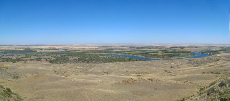 Missouri River, Eastern Montana