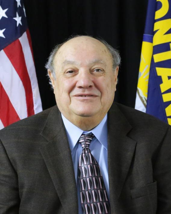 Anthony J. Preite retires as the USDA's state director of rural development.