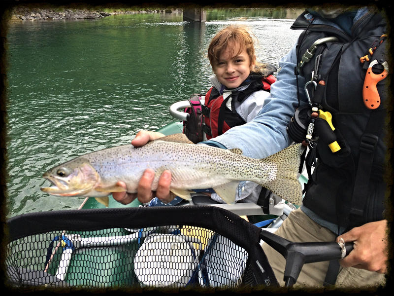 Fishing the North Fork of the Flathead