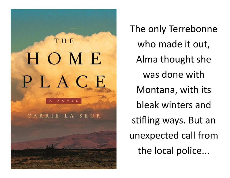 The Home Place, by Carrie La Seur