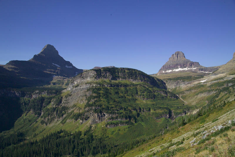 Glacier National Park's Going-to-the-sun Road is set to open from the west entrance to Logan Pass.