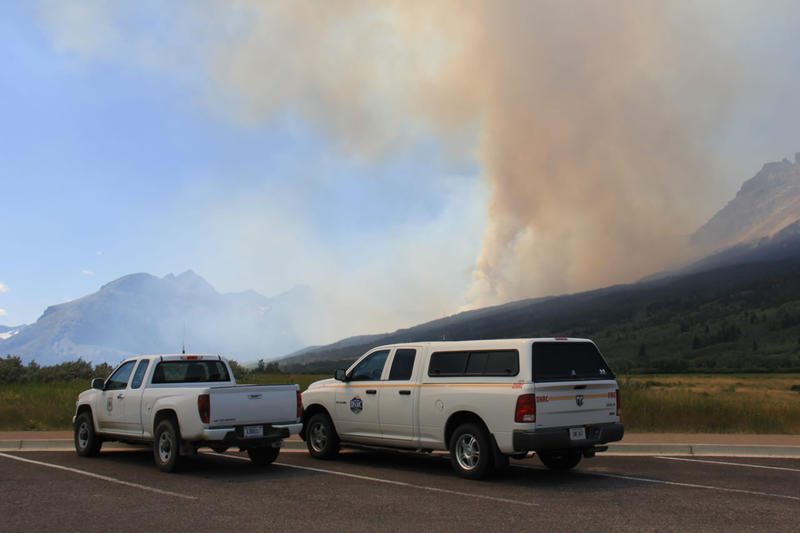 Fire officials now believe that the Reynolds Creek Fire was human-caused.