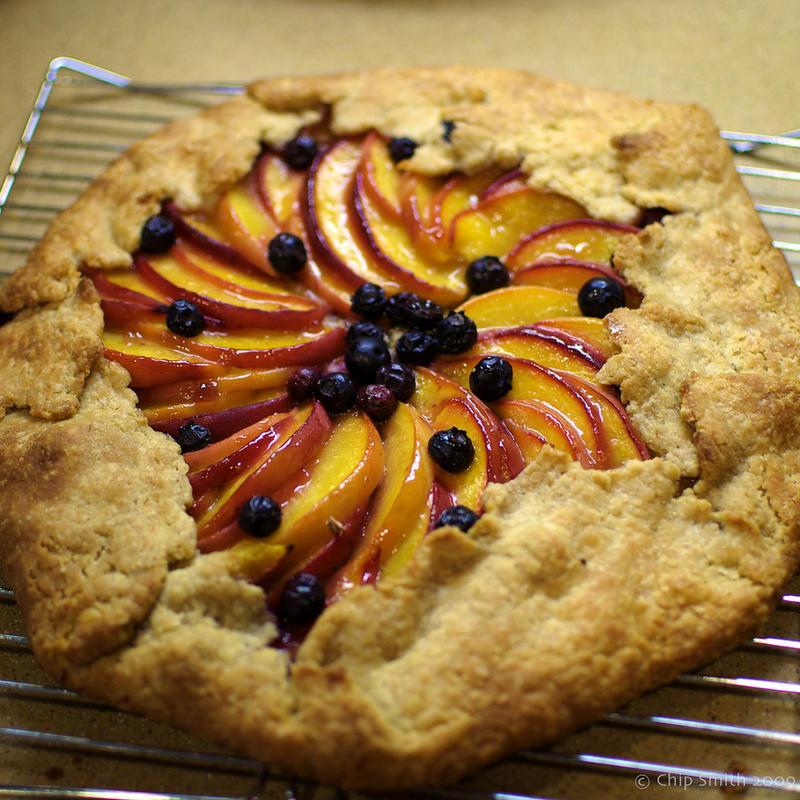 Rejoicing In Summer Peaches, Part One: Peach Galette | MTPR