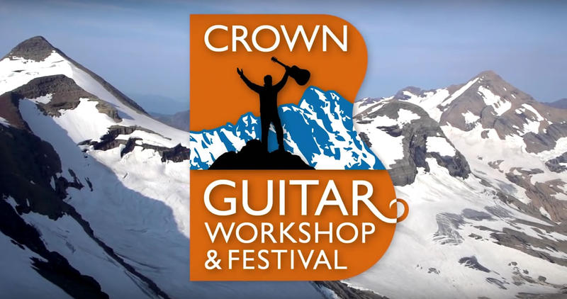 The 2015 Crown Guitar Festival takes place Aug. 30 to Sept. 6, at Flathead Lake Lodge in Bigfork, Montana.