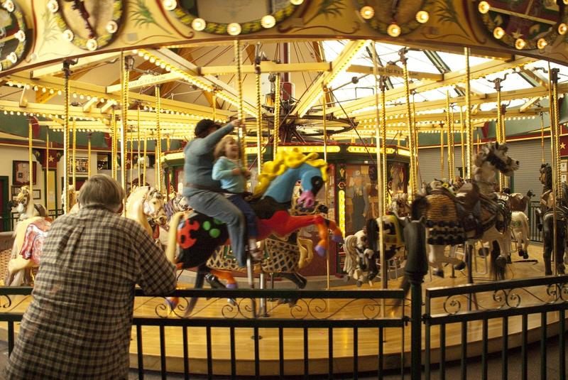 The first round of recipients for the 2016 funds includes a $100,000  building expansion for the Missoula Carousel.